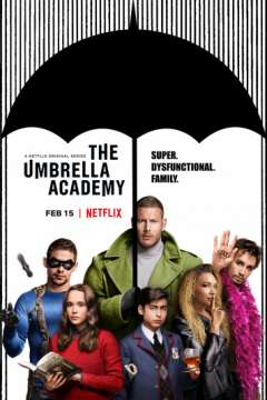 Академия «Амбрелла» / The Umbrella Academy (2019)
