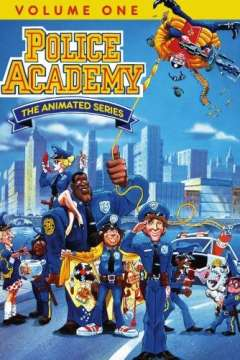 Полицейская академия / Police Academy: The Series (1988)