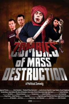 ЗМП: Зомби Массового Поражения / ZMD: Zombies of Mass Destruction (2009)