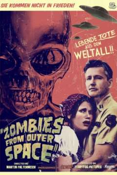 Зомби из открытого космоса / Zombies from Outer Space (2012)