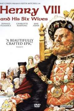 Генрих VIII и его шесть жен / Henry VIII and His Six Wives (1972)