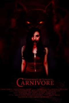 Плотоядная: Оборотень Лондона / Carnivore: Werewolf of London (2017)