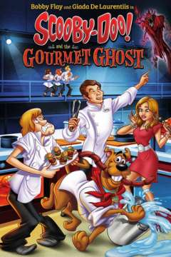 Скуби-Ду и Призрак-гурман / Scooby-Doo! and the Gourmet Ghost (2018)
