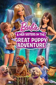 Барби и щенки в поисках сокровищ / Barbie & Her Sisters in the Great Puppy Adventure (2015)