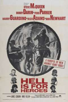 Ад для героев / Hell Is for Heroes (1962)