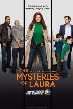 Тайны Лауры / The Mysteries of Laura (2014)