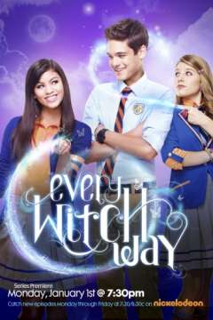 Колдовская история / Every Witch Way (2014)
